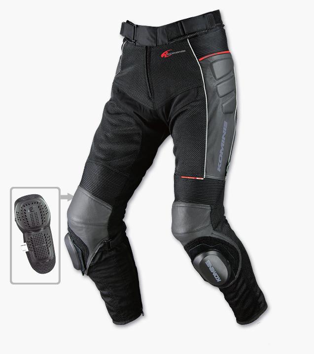 Штаны мотоциклетные KOMINE PK-709