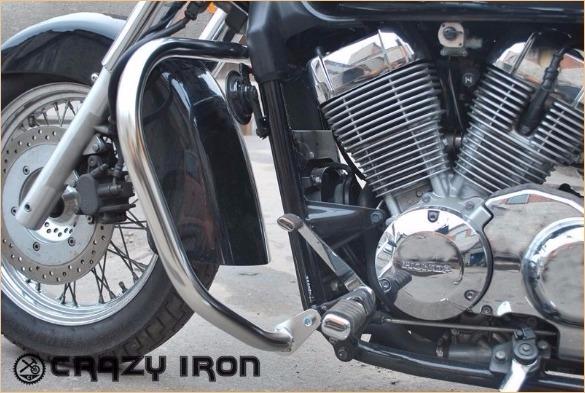 [CRAZY IRON] Дуги для Honda VT750 Aero Shadow / VT750 Shadow Spirit