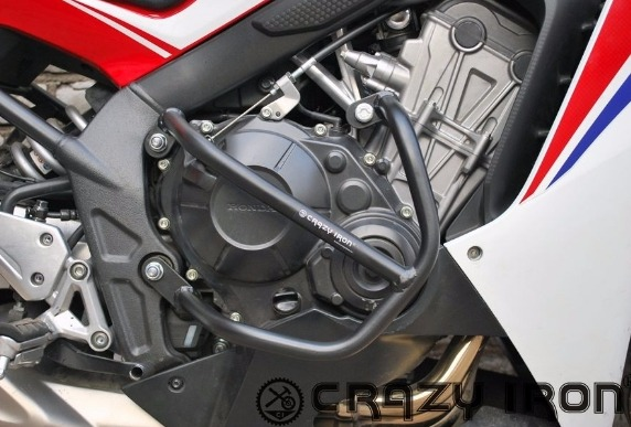 [CRAZY IRON] Дуги для Honda CBR650F 2014-2016