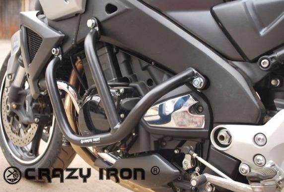 [CRAZY IRON] Дуги для Suzuki GSX1300 B-King 2008-2012
