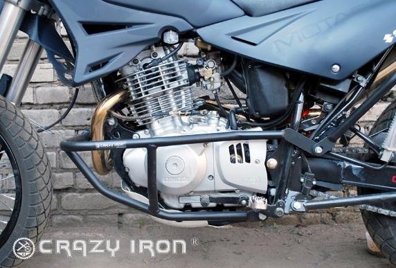 [CRAZY IRON] Дуги для Baltmotors Motard 250 / Enduro 250 2014- 2014-2016
