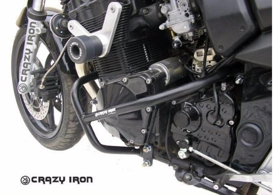 [CRAZY IRON] Дуги для Suzuki GSF650 N/S Bandit 2005-2006