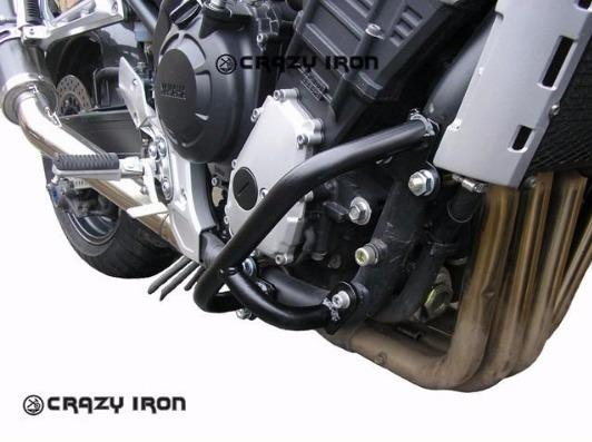 [CRAZY IRON] Дуги для Yamaha FZS1000 Fazer FZ-1 2001-2005