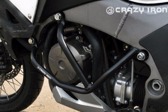 [CRAZY IRON] Дуги для Honda VFR1200X 2012-2016