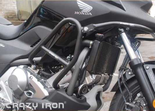 [CRAZY IRON] Дуги для Honda NC700XD/ NC750XDA 2012-2014