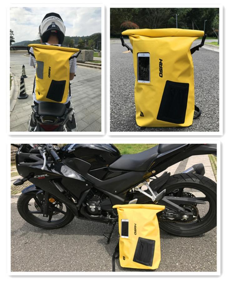 Рюкзак водонепроницаемый OSAH 2011 (разные цвета/цвета в ассортименте)